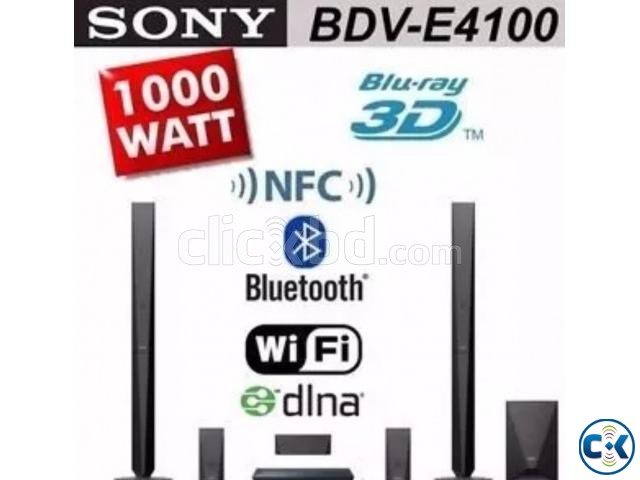 Sony BDV-E4100 5.1-ch 3D Blu-ray home theatre system | ClickBD large image 2
