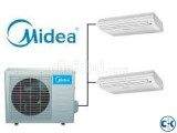 Air Conditioner MIDEA 3.0 Ton Celling Cassette Type ac