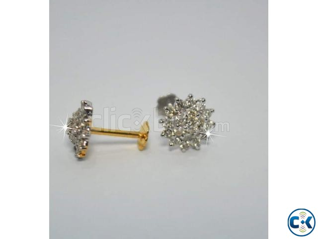 Diamond Kadam Nose Pin 50 Discount | ClickBD large image 0