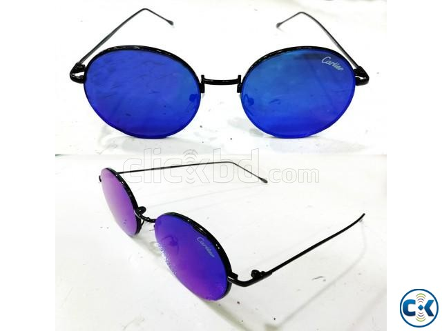 Blue Gradiant Sunglass | ClickBD large image 0