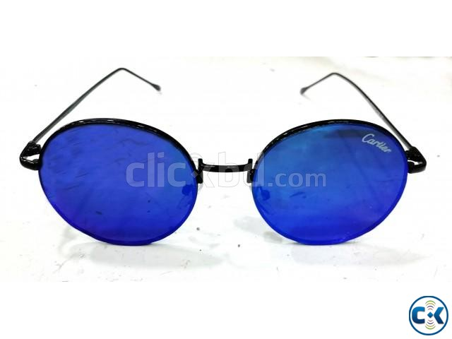 Blue Gradiant Sunglass | ClickBD large image 1