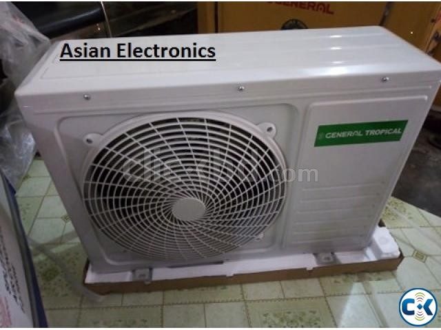 Tropical General 1.5 ton AC Air Conditioner | ClickBD large image 0