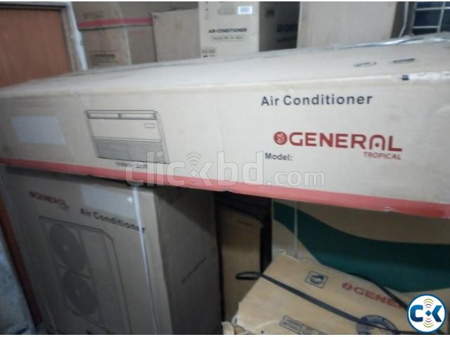 Tropical General 1.5 ton AC Air Conditioner | ClickBD large image 1