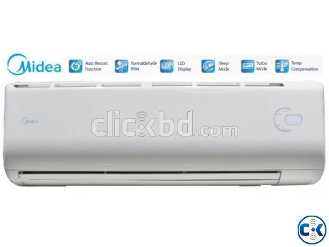 NEW MIDEA AC 1.5 TON SPILT TYPE WITH WARRANTY | ClickBD large image 0