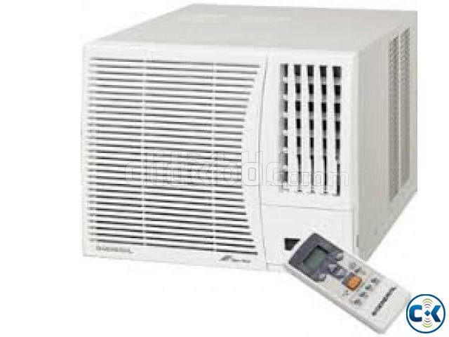 Window Type AC 1.5 TON O General With Warranty | ClickBD large image 0