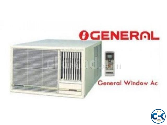 Window Type AC 1.5 TON O General With Warranty | ClickBD large image 2