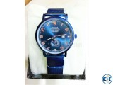 Blue Magnet Watch