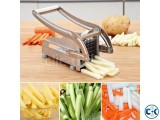 Stainless Steel Potato Slicer French Fry Cutter