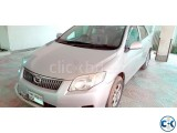 Toyota AXIO CAR RENT for office Monthly Yearly