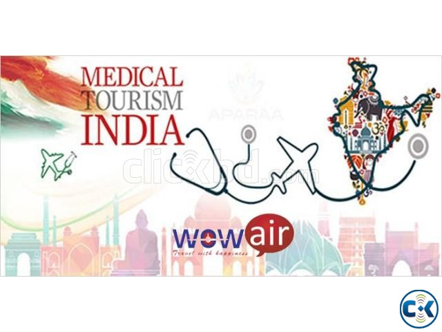 Indian Medical Visa | ClickBD large image 0
