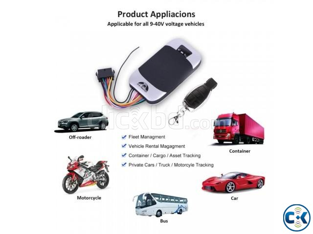 GPS tracker NoMonthlyFee remote control installation free | ClickBD large image 4