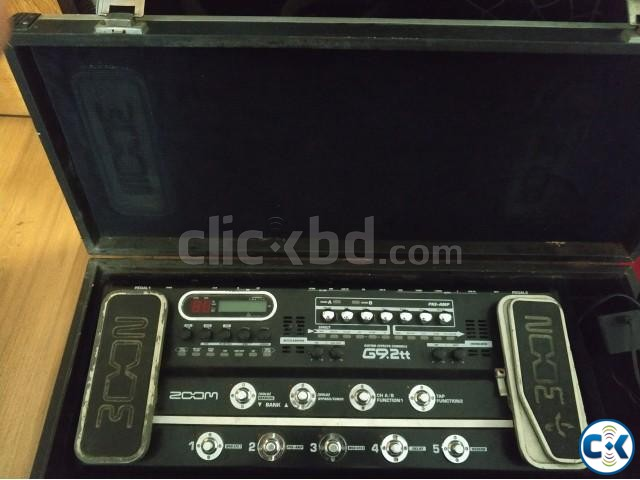 Zoom G9.2tt MFX Guitar Processor | ClickBD large image 0