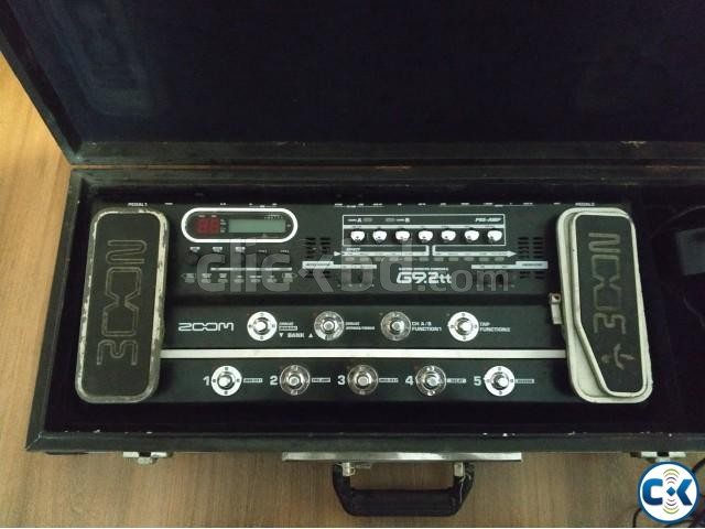 Zoom G9.2tt MFX Guitar Processor | ClickBD large image 1