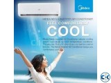 Best Cooling Midea AC/Air Conditioner 1.5 Ton