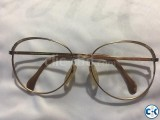 Vintage 70s ZEISS W. Germany eyeglass frame 6422 1795