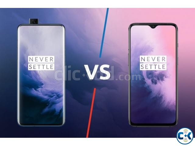 Brand New OnePlus 7 8 256GB Sealed Pack 3 Yr Warranty | ClickBD large image 0