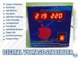 DIGITAL STABILIZER 5000VA 80V-260V