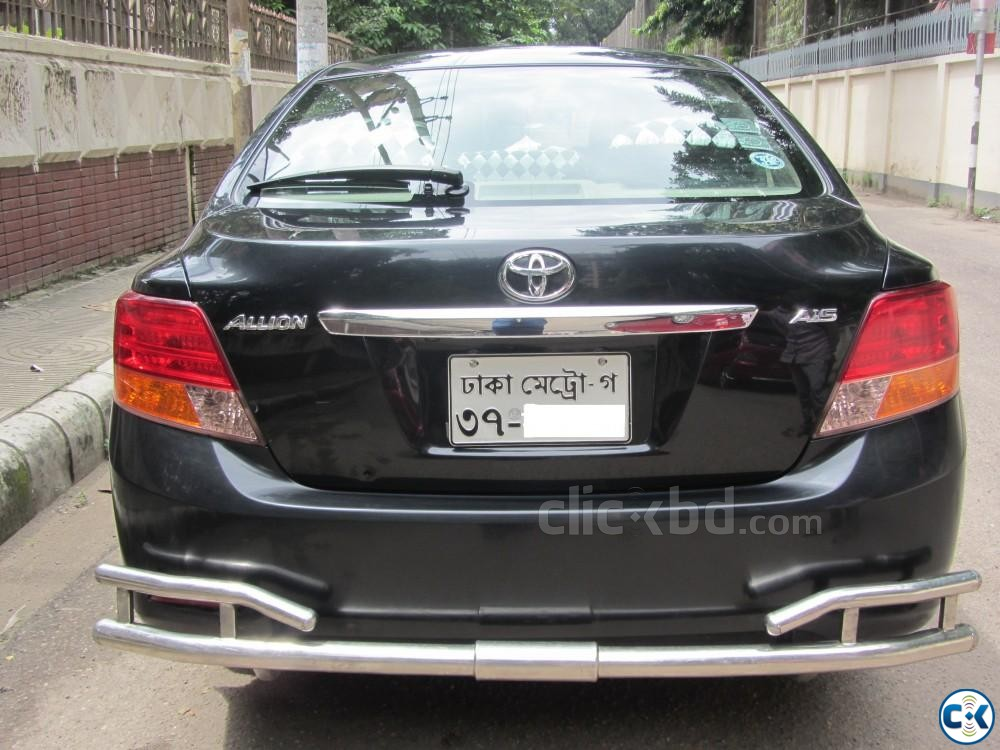 Toyota Allion A15 G-Package 2009 | ClickBD large image 2