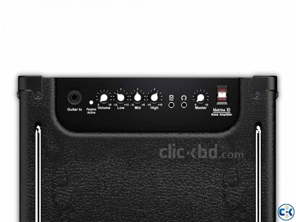 20 watt Bass Amp 90 days warranty | ClickBD large image 1