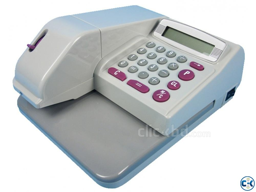 ASTHA CW 12FB Cheque Writing Printer | ClickBD large image 0