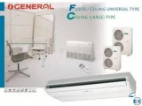 General 3 Ton Air Conditioner Fujitsu Ltd