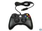 Microsoft Xbox 360 Wired Controller for PC-Black