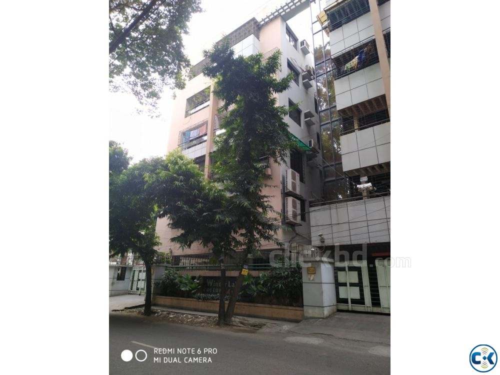 Lake View Flat for sale | ClickBD large image 0