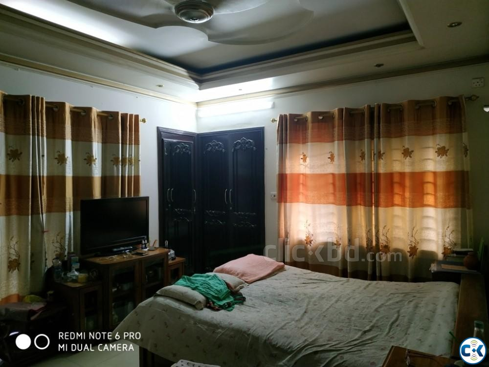 Lake View Flat for sale | ClickBD large image 1