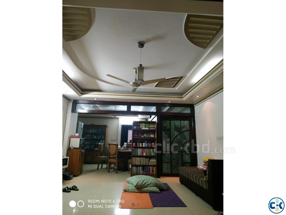 Lake View Flat for sale | ClickBD large image 4