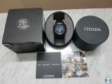 An original Citizen Eco Drive chronograph wrist watch is up