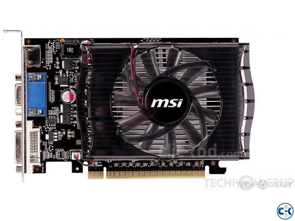 MSI GT630 2GB Edition  | ClickBD large image 0