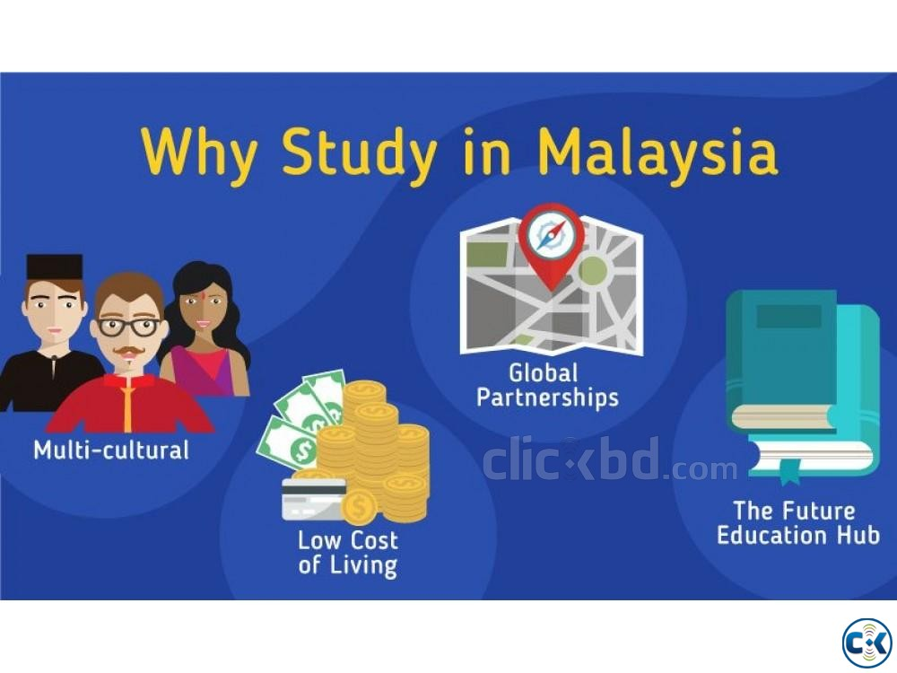 Study In Malaysia at Public University Private University | ClickBD large image 0