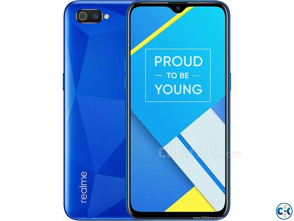 Brand New Realme C2 16GB Sealed Pack With 3 Year Warranty | ClickBD large image 1