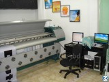 Infinity 3208 H Solvent Printer for sale