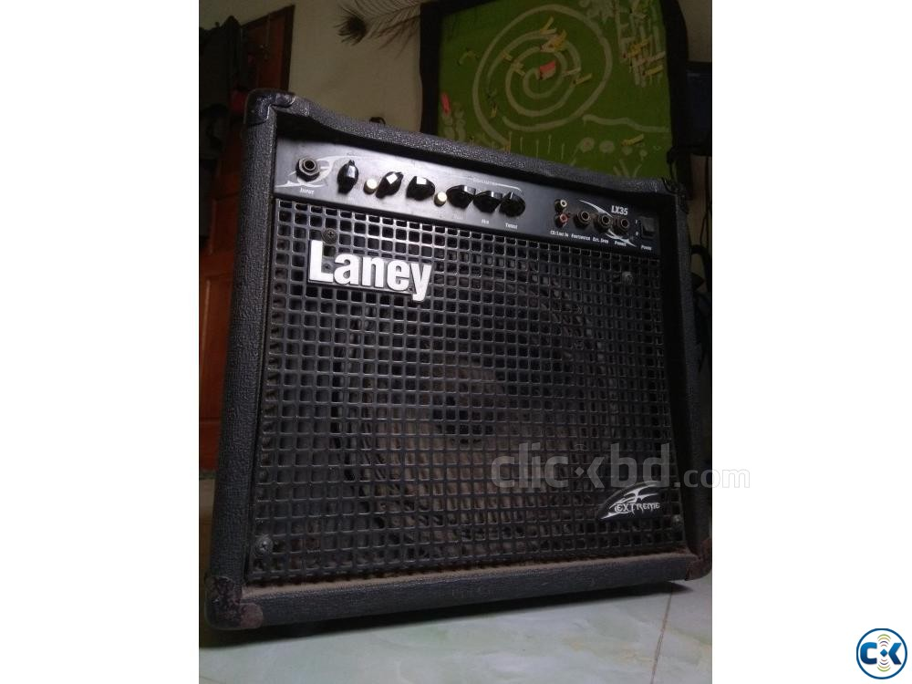 Laney lx35 30 watts guitar amp | ClickBD large image 2
