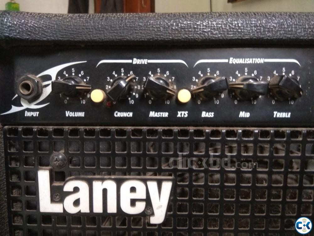 Laney lx35 30 watts guitar amp | ClickBD large image 4