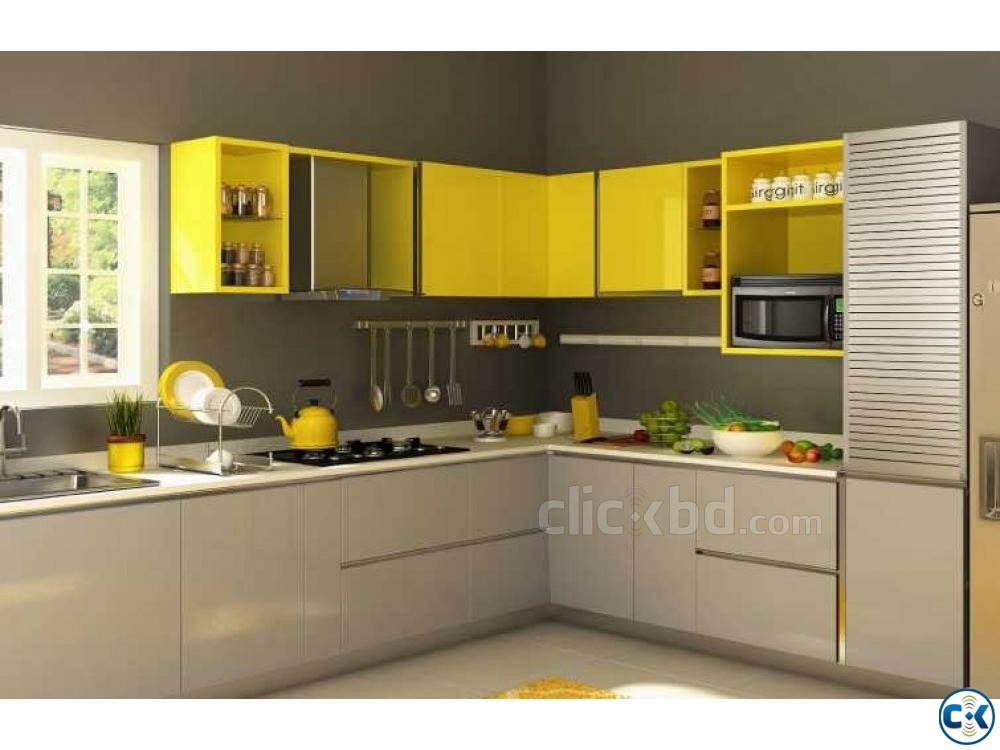 Kitchen Cabinets bd | ClickBD large image 2