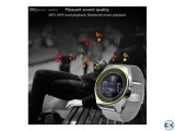 N9 Smartwatch Mobile Sim Supported Metal Body Pedometer