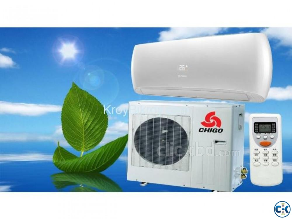 SPLIT TYPE 1.5 TON Air Conditioner CHIGO 3 yrs Warranty | ClickBD