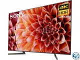 SONY 85 INCH X9000F HDR 4K ANDROID TV