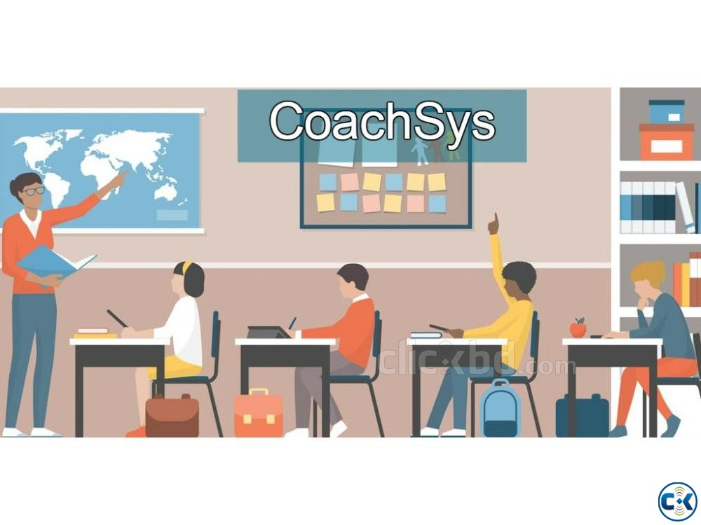 CoachSys Coaching management system | ClickBD large image 0