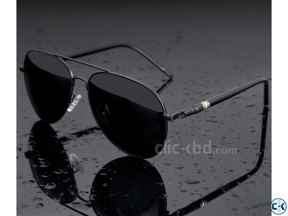 Men Fashion Sun glass Polarized | ClickBD large image 0
