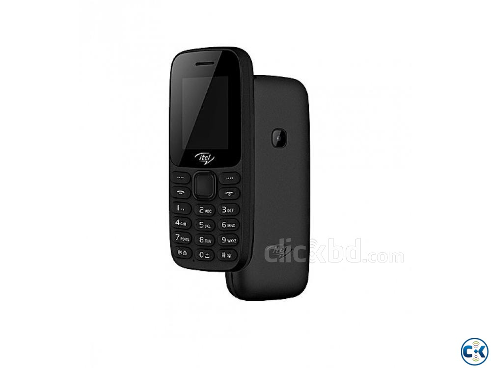 itel it2171 Dual Sim Feature phone | ClickBD large image 0
