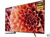 Sony bravia X9000F smart LED television has 55 inch