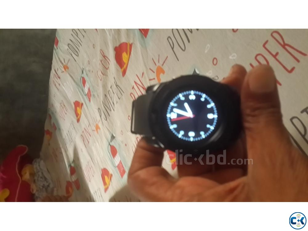 Bt smart watch | ClickBD large image 1