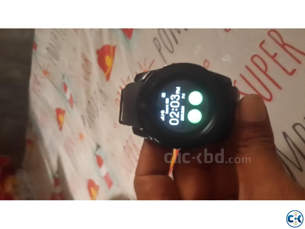 Bt smart watch | ClickBD large image 3