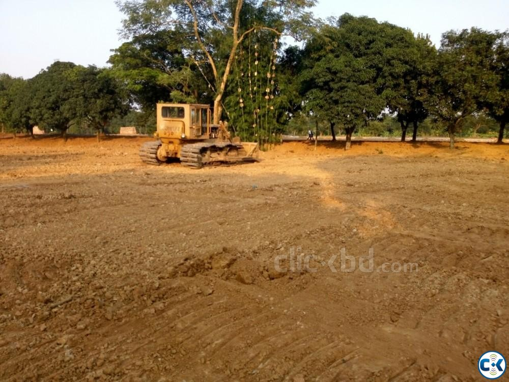 Play ground adjucent plot in purbachal | ClickBD large image 0