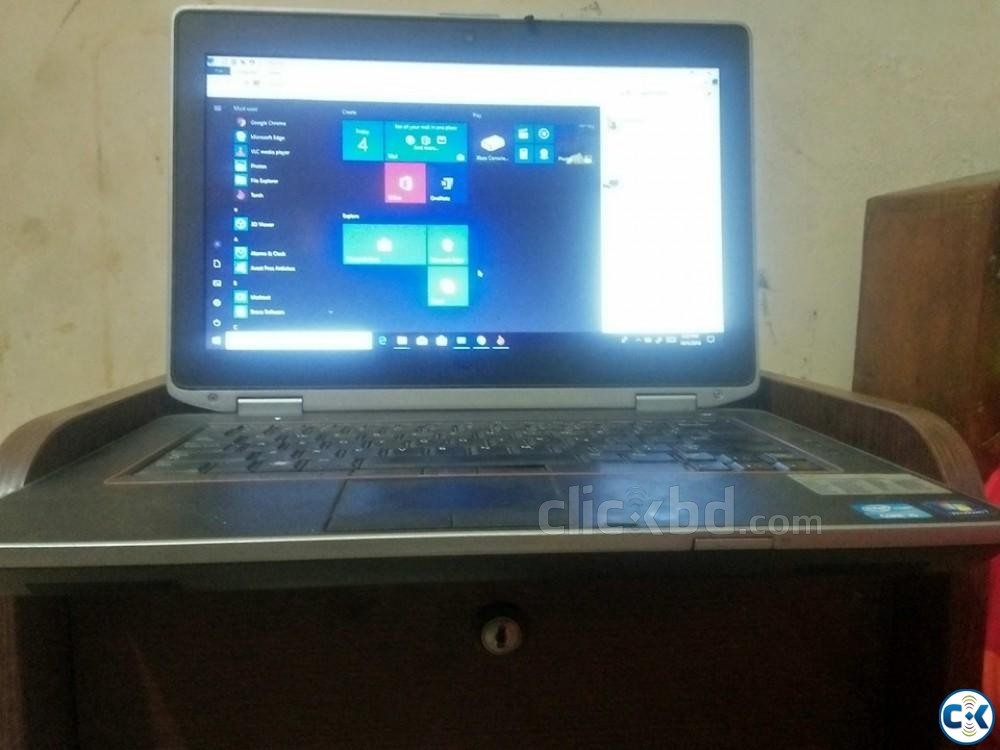 Dell Latitude-intel Core-i5 2nd genaration 8GB model-E6420 | ClickBD large image 3