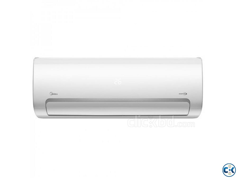 1.5 ton midea Hot and Cool Inverter Air-Conditioner MSM18HRI | ClickBD large image 2