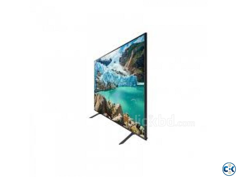 Samsung 55 Inch Flat Smart 4K UHD TV -55RU7100 - Model 2019 | ClickBD large image 2